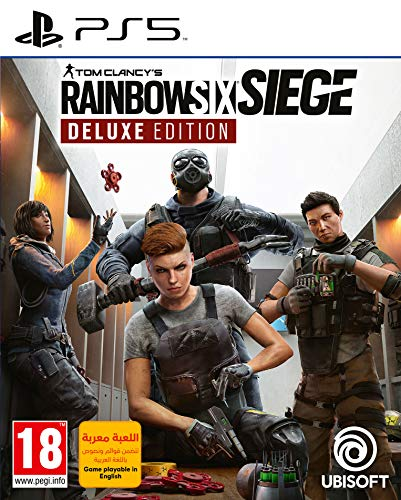 Tom Clancy's Rainbow Six Siege Deluxe Edition – (PS5)