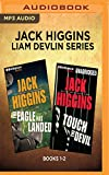 Jack Higgins - Liam Devlin Series: Books 1-2: The Eagle Has Landed, Touch the Devil