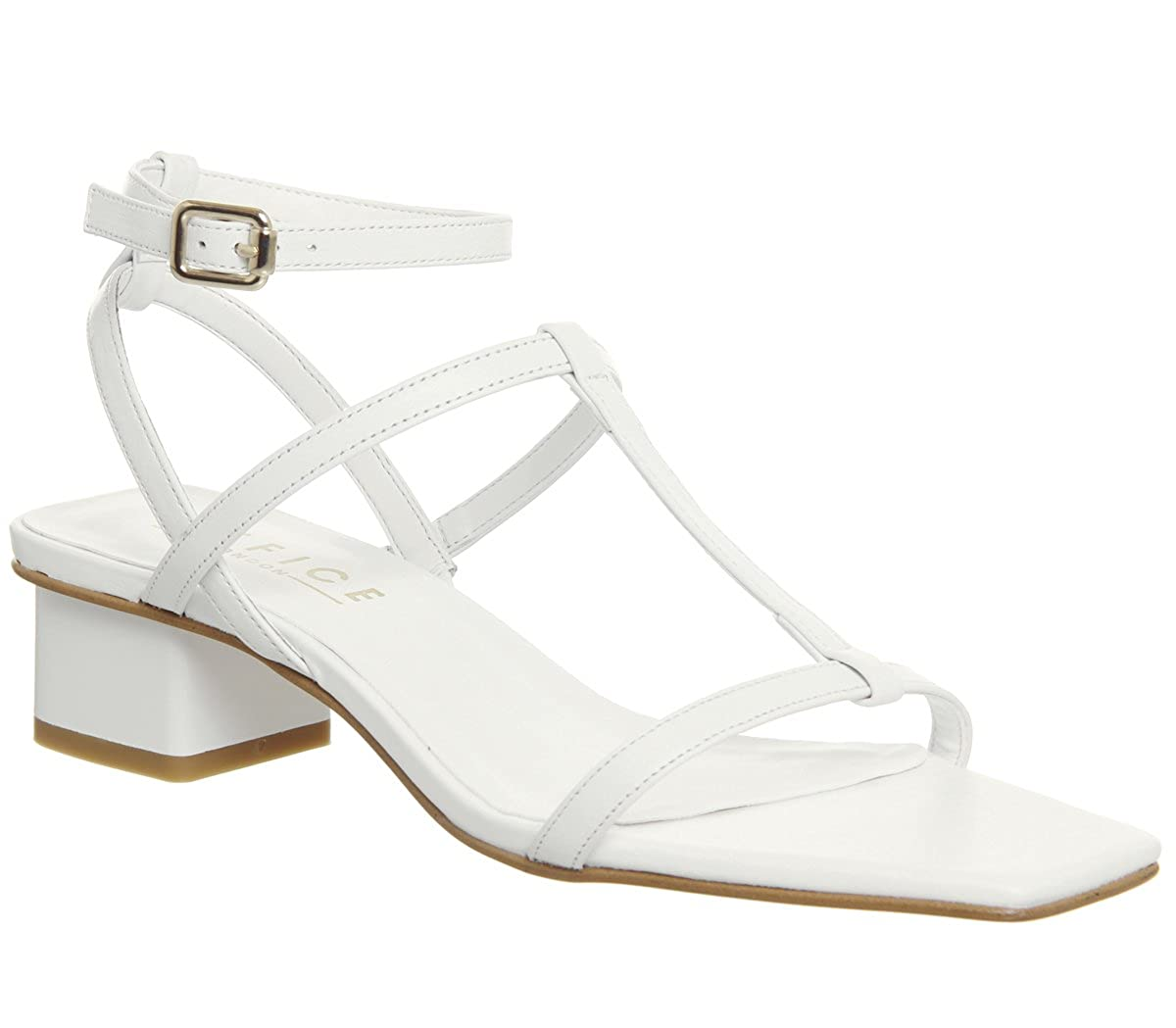 c98a104ab3c Office Miley Square Toe Strappy Sandals  Amazon.co.uk  Shoes   Bags