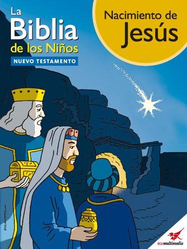 Descargar Libro La Biblia De Los Niños - Cómic Nacimiento De Jesús Toni Matas