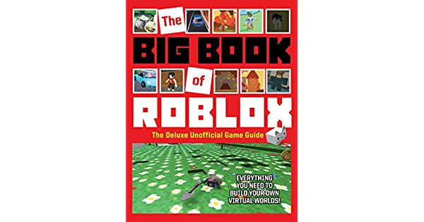 Amazon.com: The Big Book of Roblox: The Deluxe Unofficial ...