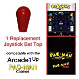 RetroArcade.us ra-js-topball-1up-kit-6 arcade1up pac-Man, Galaga, Rampage, Street Fighter, Pacman, Jamma, mame, Joystick bat top Handles, New