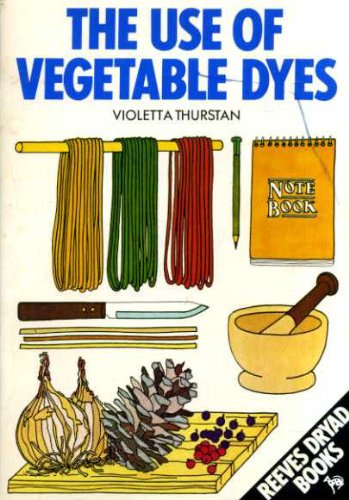 Use of Vegetable Dyes
