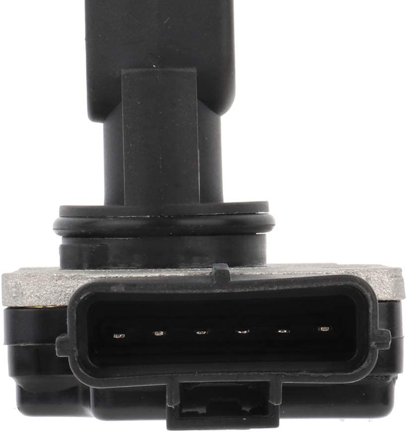 ECCPP Mass Air Flow Sensor AF10129 Replacement For 2003-2005 Ford Excursion,2003-2007 Ford F-250//F-350 Super Duty,2003-2007 Ford F-450 Super Duty,2003-2007 Ford F-550 Super Duty