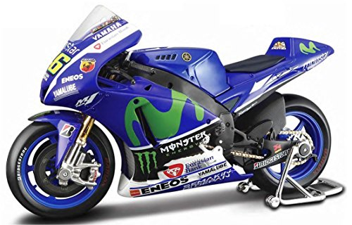 MAISTO 1:10 MOTORCYCLE - YAMAHA FACTORY RACING - 2015, used for sale  Delivered anywhere in USA