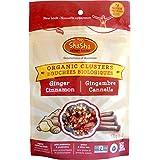 Shasha Co Organic Ginger and Cinnamon Buckwheat Snack Bags
