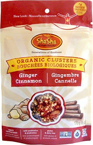 ShaSha Organic Ginger Cinnamon Buckwheat product image
