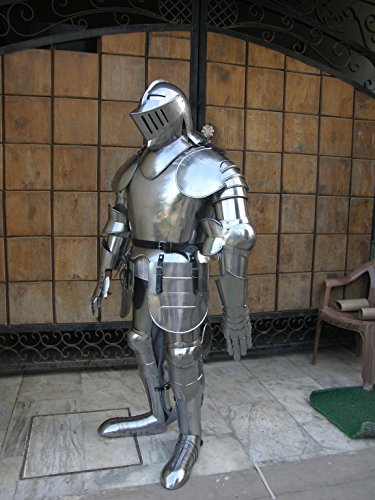 NauticalMart Medieval Knight Crusador Full Suit Of Armor