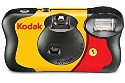 Disposable Kodak Camera [Camera] 3Pack