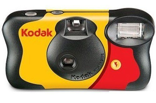 Disposable Kodak Camera [Camera] 3Pack