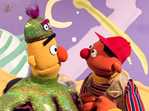 Bert and Ernie Make a Movie