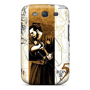 New Galaxy S3 Cases Covers Casing(wolverine Samurai) Black Friday