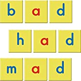 EZread Soft Touch Magnetic Foam Letter Tiles
