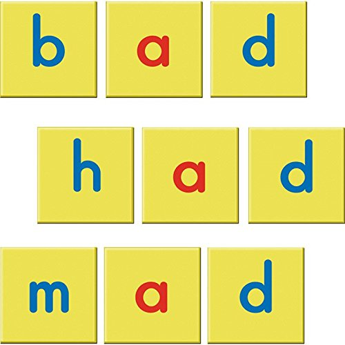 EZread Soft Touch Magnetic Foam Letter Tiles by Really Good Stuff