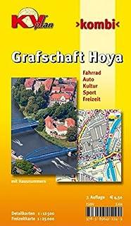 Bücherei Bruchhausen Vilsen bruchhausen vilsen 1 12 500 samtgemeindeplan mit freizeitkarte 1