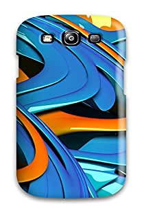 New Design Shatterproof ILUjWDh2791yLVIR Case For Galaxy S3 (3d)