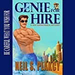 Genie for Hire: A Biff Andromeda Mystery | Neil S. Plakcy