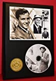 Frank Sinatra Limited Edition Picture Disc CD Rare Collectible Music Display