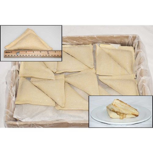 General Mills Pillsbury Turnovers Apple Sugared Puff Pastry Dough, 3.7 Ounce -- 60 per case.