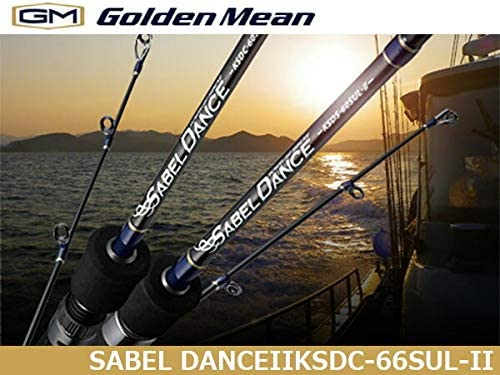 ゴールデンミーン(ゴールドen Mean) GM SABEL DANCE IIK-GUIDE Model KSDC-66SUL-2