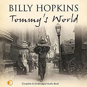 Tommy's World Audiobook