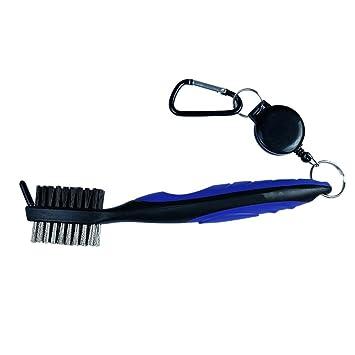 Cepillo Limpiador de Doble Cara para Palos de Golf y Ranuras ...