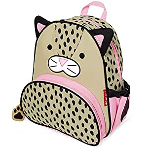 Skip Hop Zoo Pack Little Kids Backpack, Leopard