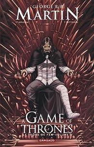 A Game of Thrones/ Le Trône de Fer, tome 4 (BD) par Tommy Patterson