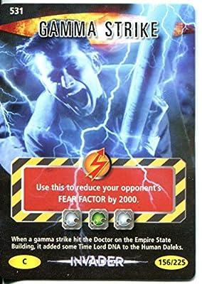 Doctor Who Battles In Time Invader #531 Gamma Strike