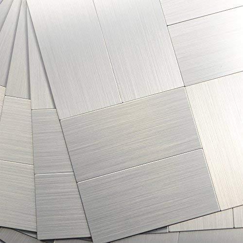 Backsplash Tiles Kitchen, Wall Tiles for Kitchen Backsplash(12x12 Inch Per Sheet, Pack of 5) by Yipscazo (Image #2)