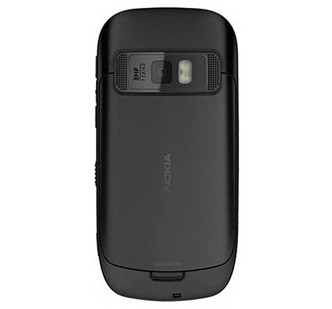 nokia c7 00 charcoal black amazon in electronics rh amazon in Nokia E52 Nokia E52