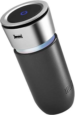 Purificadores de Aire para Filtro de Coche, 12 V, ionizador de ...