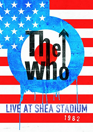 DVD : The Who - The Who: Live at Shea Stadium 1982 (DVD)
