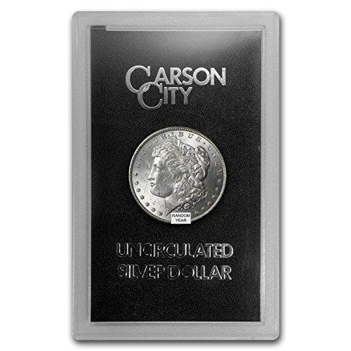 - 1882 CC - 1884-CC Morgan Dollar BU (GSA) $1 Brilliant Uncirculated