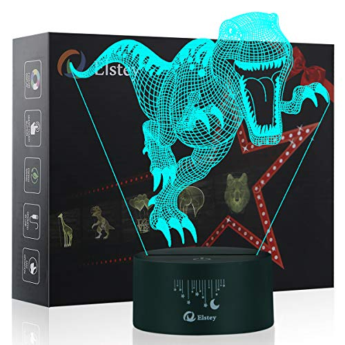 3 Led Colour Changing Night Light in US - 9