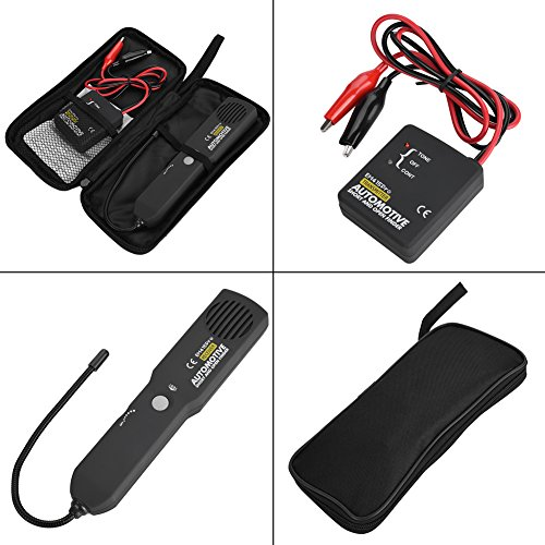 DC 6-42V Open&Short Circuit Finder Tester Automotive Cable Wire Tracker Repair Diagnostic Tool for Car Vehicle by Wal front (Image #4)