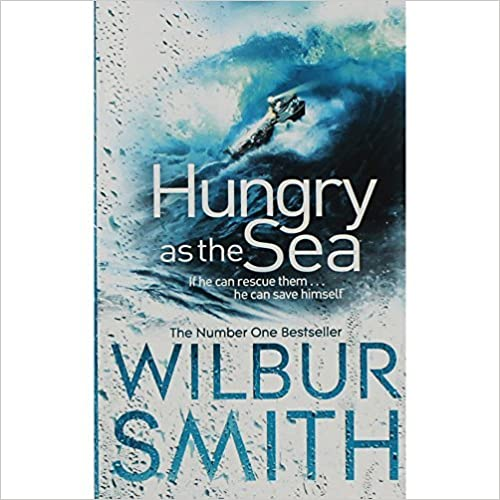 Book Hungry As The Sea