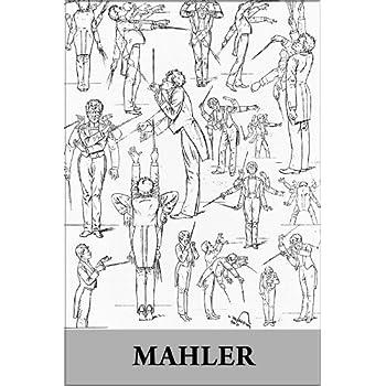 gustav mahler conducting style 1901 24x36 poster