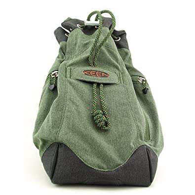 66c2b21514 KEEN Thurman S Shoulder Carrying Bag Green: Amazon.co.uk: Shoes & Bags
