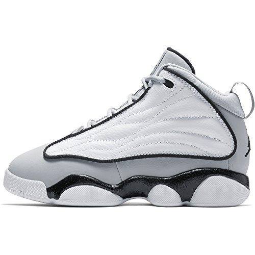 Jordan PRO STRONG BP Boys Preschool Black//White 407485-020 BasketBall Shoes
