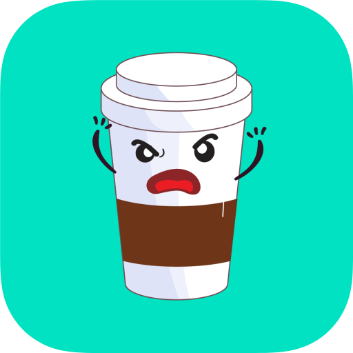 Coffee Time Good Morning Emoji Fun Lil Stickers (The Best Coffee Maker 2019)