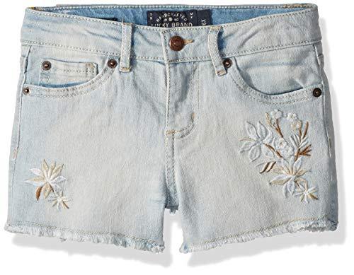 - Lucky Brand Big Girls' Fashion Denim Shorts, Dora Bella 7