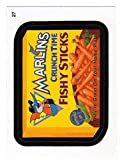 2016 Topps MLB Wacky Packages #27 Marlins Fish Sticks