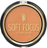 Black Radiance True Complexion Soft Focus Finishing Powder, Creamy Bronze Finish, 0.46 Ounce