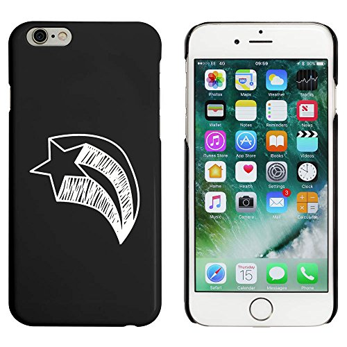 Noir 'Étoile Filante' étui / housse pour iPhone 6 & 6s (MC00087682)