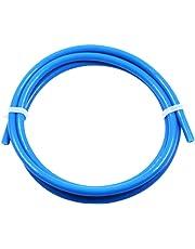 LEOWAY Upgrade 3D Printer Bowden PTFE Teflon Tube 2Meter for 1.75mm Filament (ID 1.9mm OD 4mm) Tubing TL-Feeder Hotend for Reprap Rostock Bowden Extruder-Blue