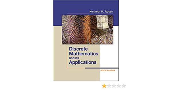 Amazon learnsmart for rosen discrete mathematics and its amazon learnsmart for rosen discrete mathematics and its applications courses fandeluxe Images