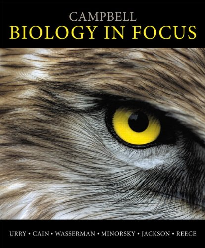 Book cover from Campbell Biology in Focus - Standalone book by Lisa A. Urry