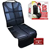 Best cushion booster car seat - Deluxe Auto Seat Protector Fits Under a Ba Review