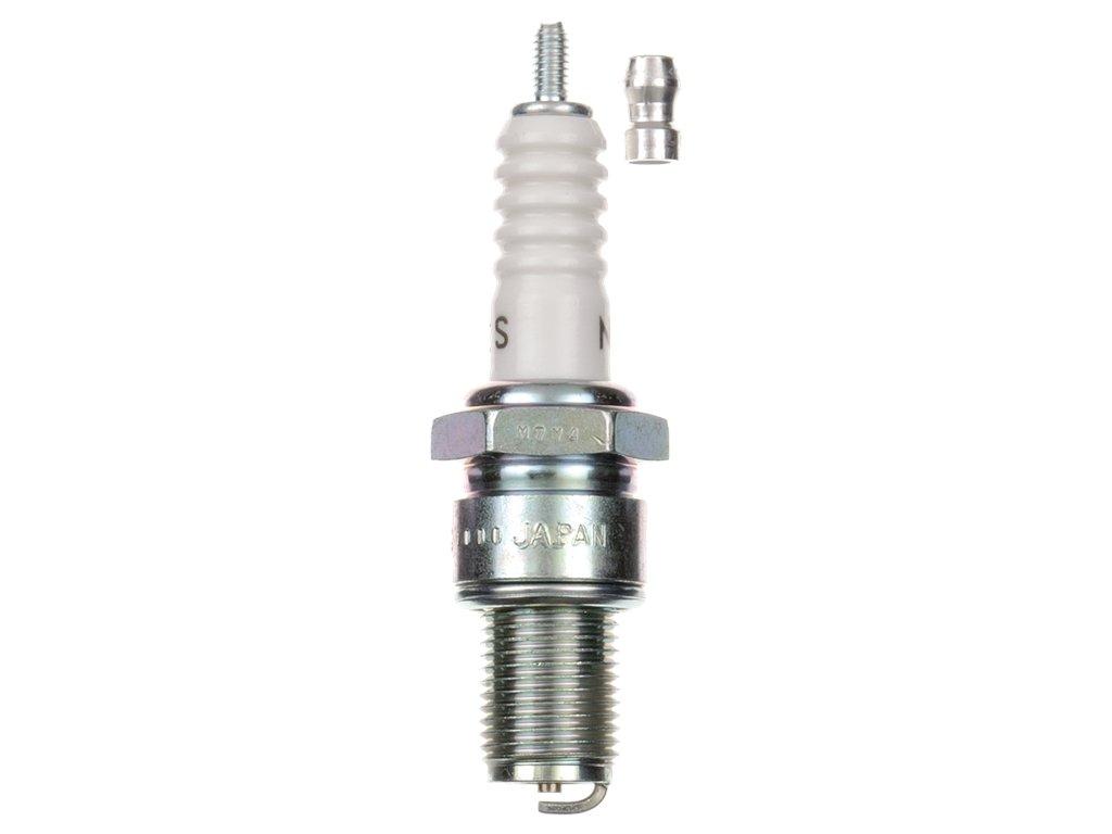 Culot Bougies ngk /ø14mm long 19mm /électrode centrale en cuivre